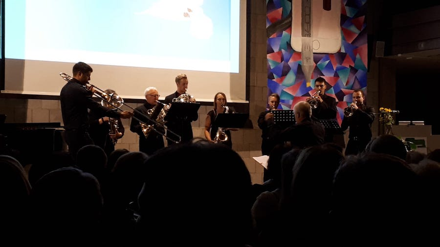musikfreunde waldkirchen Bläserensemble